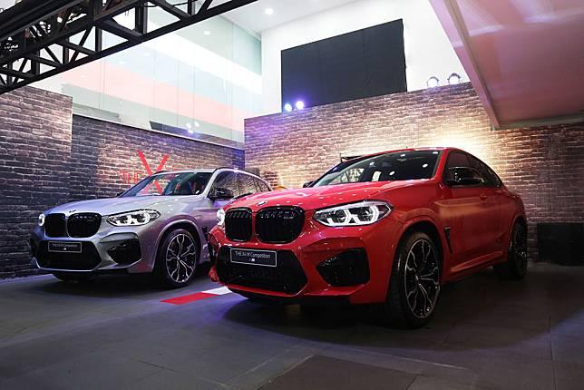 BMW X3 M dan X4 M Competition Hadir di Indonesia, Mulai Rp 2,1 M