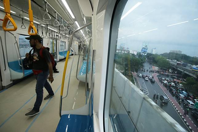 Jakarta Speeds Up Construction Of Mrt Park And Ride Facilities