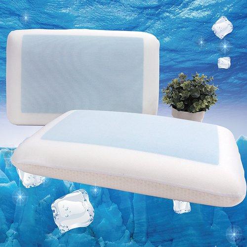 【Victoria】基本型凝膠記憶枕(一入)