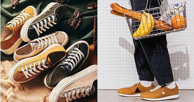 法國麵包鞋、餅乾鞋看起來太可口,時尚吃貨哪能招架得了?!