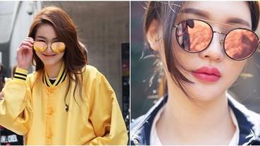 韓國墨鏡熱潮!時尚週出鏡率最高品牌