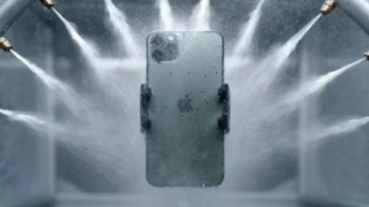 Apple 申請技術專利 未來 iPhone 可能有排水功能?
