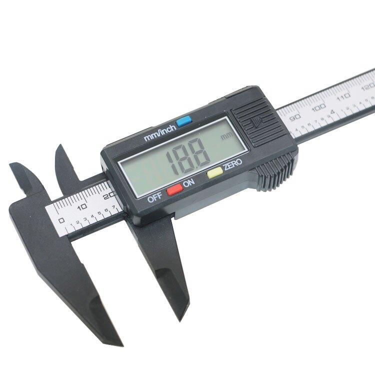 現貨 電子游標卡尺 0~150mm 0.1mm/0.01in公英制切換 數位游標卡尺 液晶游標卡尺