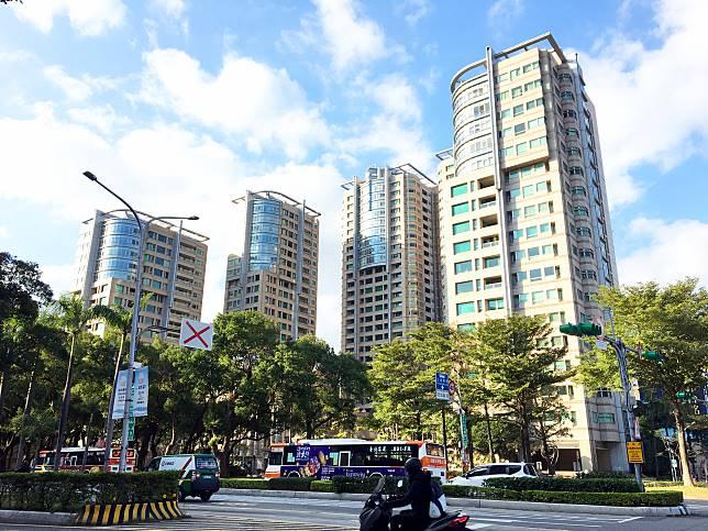 ▲根據房仲業者統計,台北市近2年高總價住宅交易量逐漸減少。(示意圖/中信房屋提供)