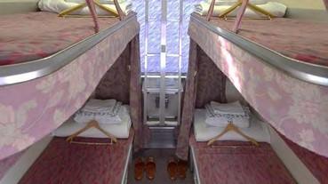 JR東日本經營新的旅舍,將使用「北斗星」的寖台