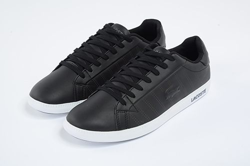 LACOSTE 男鞋 黑色 / 皮質 -GRADUATE 318 1- 鞋款 ( 36SPM0021-231) 18C