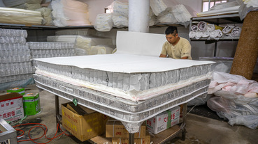 受保護的內容: 新北MIT獨立筒床墊推薦【床研所】泰山工廠直營公益店家評價