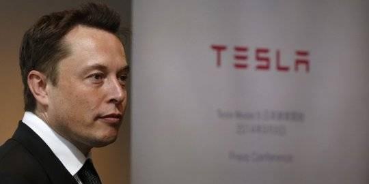 Elon Musk. ©2015 Merdeka.com