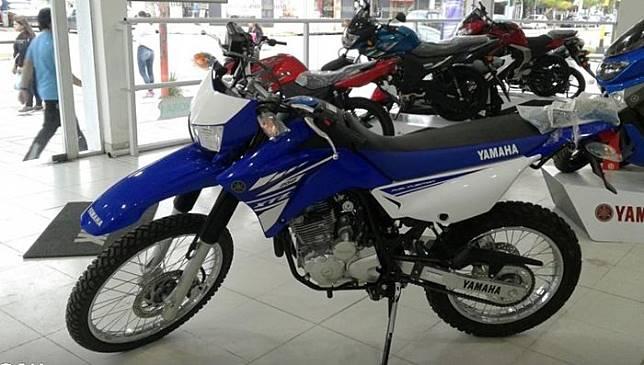 Yamaha XTZ 250 pakai basis yang sama dengan Yamaha Scorpio
