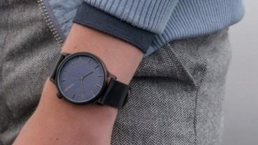 絕對時感 追尋理想的上質步調 !2017 KOMONO 秋冬款錶:經典再現