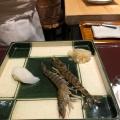 織部 - 実際訪問したユーザーが直接撮影して投稿した銀座寿司銀座 久兵衛 銀座本店の写真のメニュー情報