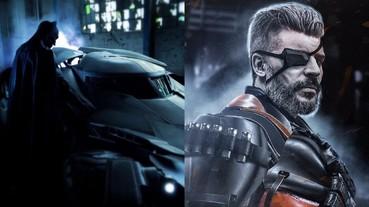 班·艾佛列克確認《蝙蝠俠》明年初開拍 《正義聯盟 2》特別讓出檔期!