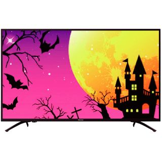 [Hisense]4K対応液晶テレビ