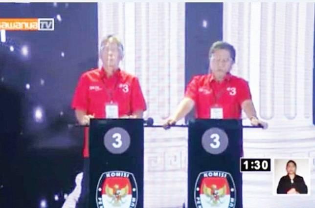 Debat Terakhir Fdw Pyr Yakinkan Warga Minsel Manado Post Line Today
