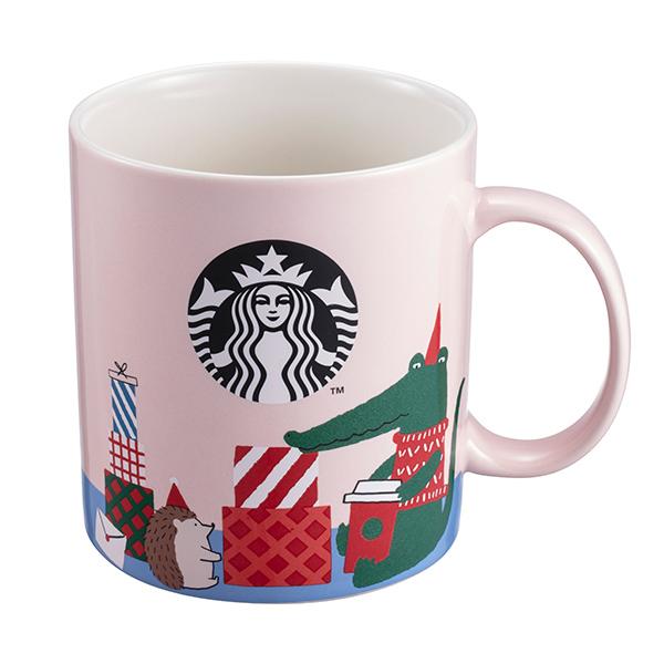 星巴克耶誕之星馬克杯 【康是美】