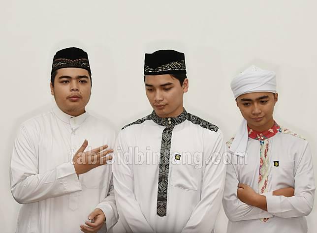 3 Putra Ustaz Arifin Ilham Gelar Preskon Terkait Meninggalnya Sang Ayah