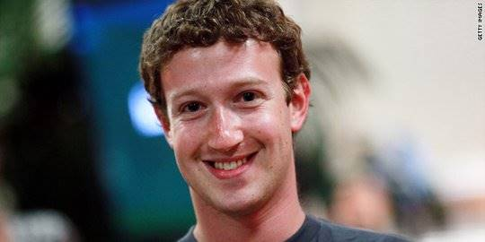 Mark Zuckerberg. © Cnn.com