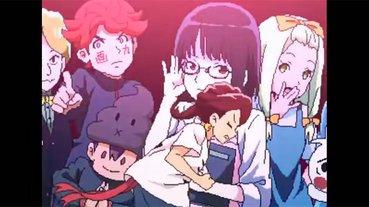 日本玩家歷時四年以 3DS 手工繪製長篇動畫《うごメモ戰士》
