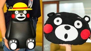 熊本熊進軍泰國!與電影院推出超萌爆米花桶&大頭抱枕,不只可愛還有「這個」隱藏功能!
