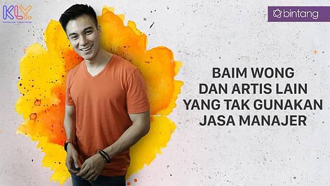 Baim Wong dan Artis Lain yang Tak Mau Gunakan Jasa Manajer