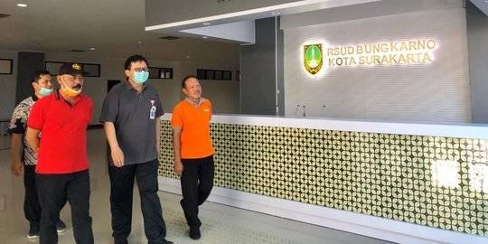 Ditolak Pulang ke Indekos, Tiga Perawat RSUD Bung Karno Solo Tidur di RS