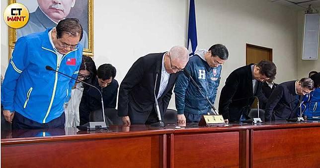 驚爆吳敦義離職內幕!國民黨「宮鬥」抖出2.4億補助款