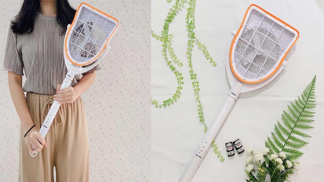 煩人蚊子就是這樣對付! 用風扇吸蚊,不漏抓!