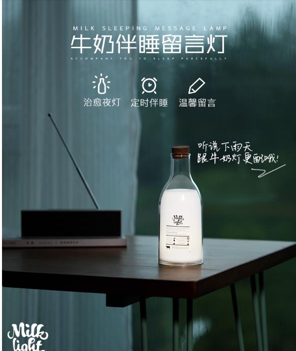 品牌名稱:JaneDier/珍迪 產品參數: 品牌:JaneDier/珍迪貨號:牛奶瓶伴睡燈產品