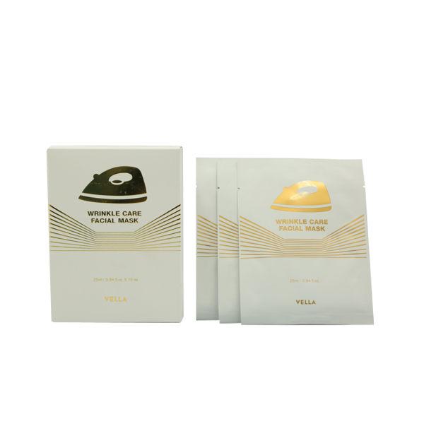 韓國 小熨斗抗皺面膜(10片入) ◆86小舖 ◆