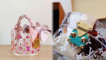 Louis Vuitton透明珠寶盒美哭!加碼MOSCHINO洗衣機造型、Jacquemus迷你包...等特色精品包,背上立刻成為焦點!