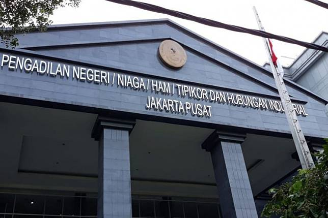 Central Jakarta District Court.
