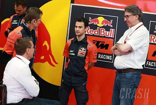Dani Pedrosa ditawari kembali ke MotoGP