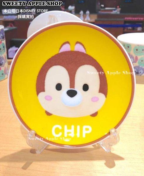 日本 Disney Store 迪士尼商店 限定 TSUM TSUM 茲姆茲姆 奇奇 陶瓷 點心盤子