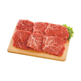 牛モモミニステーキ(交雑種)