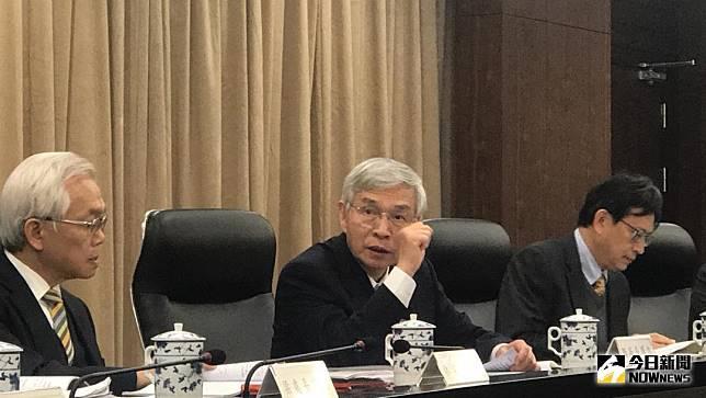 ▲中央銀行總裁楊金龍。(圖/NOWnews資料照)
