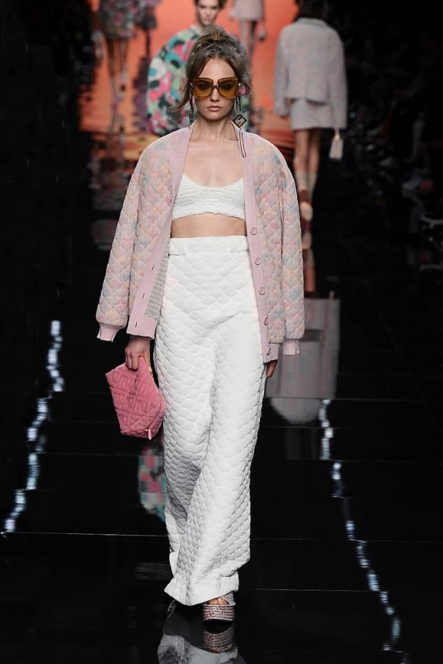 Fendi米蘭時裝周 S/S 2020