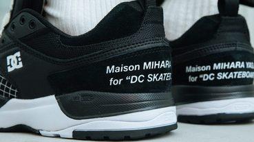 勘履訪客 / 重回滑板年代的強大意識 DC Shoes 與 三原康裕 再起巔峰