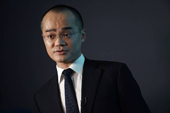 Wang Xing Photographer: Anthony Kwan/Bloomberg