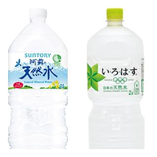 天然水(阿蘇)/いろはす天然水