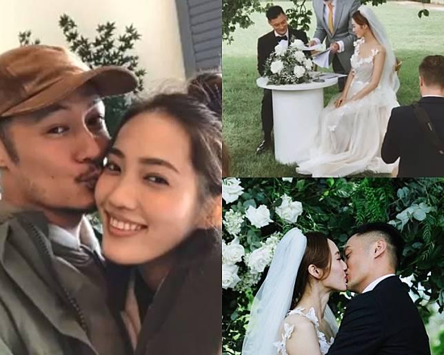 余文樂與王棠云結婚2年仍然很恩愛。