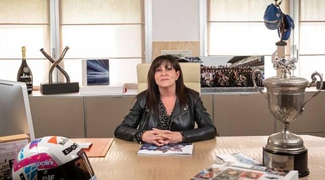 Istri Fausto Gresini Ambil Alih Posisi CEO Gresini Racing