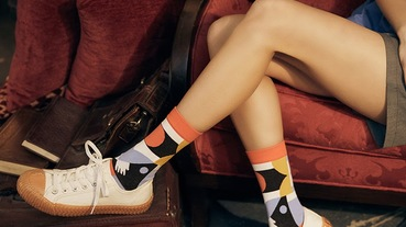 中筒襪正當道可愛俏皮惹人愛!中筒襪選購要點與人氣推薦