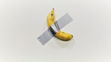 起點解題 / 不用12萬美金 我們講的是關於香蕉與膠帶的二三事