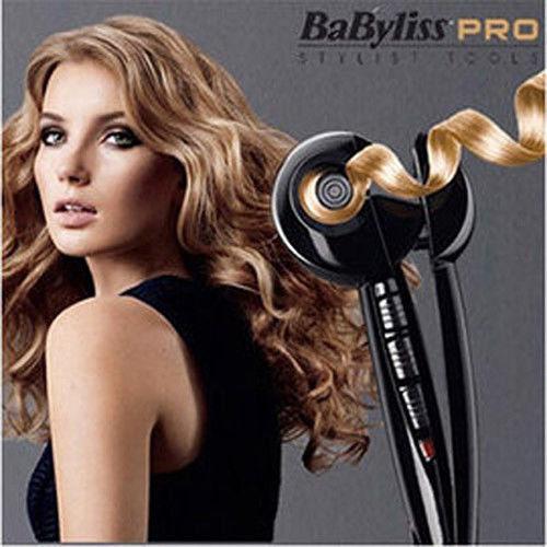 免運費 BaByliss 魔幻捲髮造型 BAB2665W 自動捲髮器