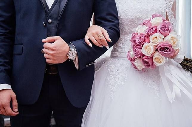 Ilustrasi pernikahan. (Pixabay.com)