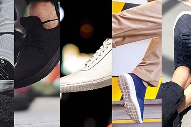 Inilah 5 Sneakers Indonesia , Nggak Kalah dengan Buatan Luar Negeri