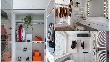 簡單做讓更衣室夢想成真!更衣室設計 X 動線 X 收納 X 美圖懶人包