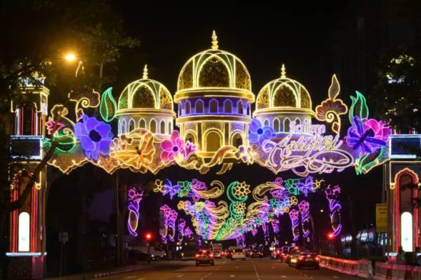 7 Bazar Ini Meriahkan Suasana Ramadan di Singapura