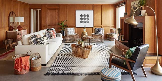 Tak Pernah Ketinggalan Zaman, Contek 5 Inspirasi Desain Ruang Tamu Modern