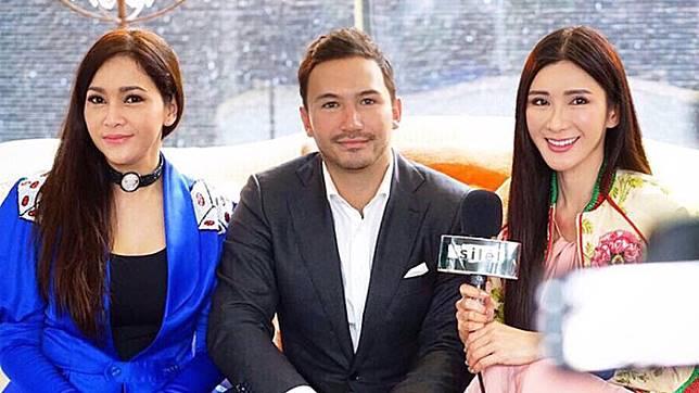 Jamie Chua 5 Fakta Janda Kaya Asal Singapura Sahabat Maia Estianty Cantik Nan Kaya Raya Tribun Style Line Today